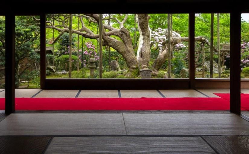 Japan (2018) – Kyoto – Hosen-in Tempel