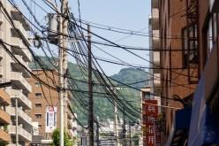 Japan (2018) - Kabelsalat im Himmel