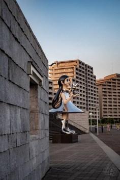 Japan (2018) - Kobe - Sun Sister & Museum für Moderne Kunst