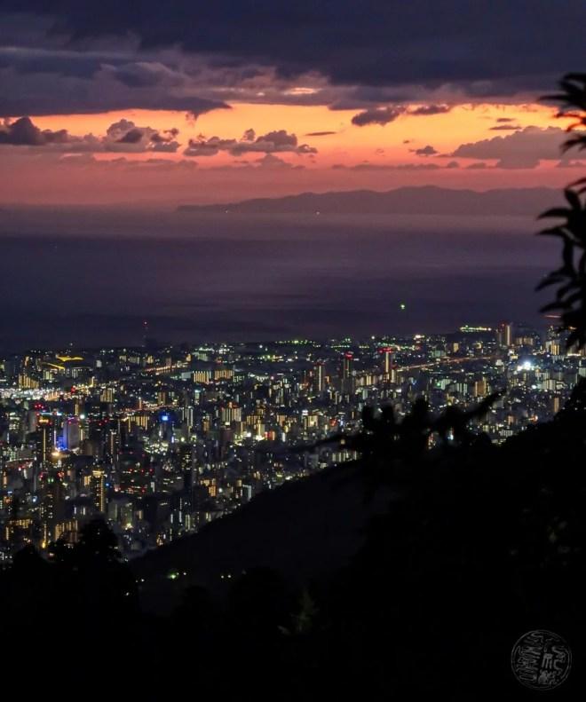 Japan (2019 - 012 Kobe Mt Maya Nacht