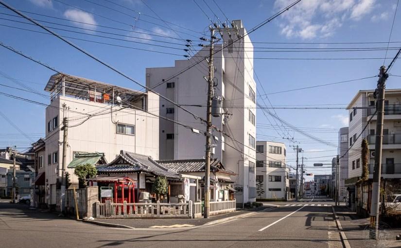 Japan (2019) – Kobe – Shinmei Schrein