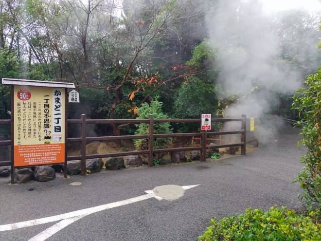 Japan (2019) - 038 Beppu Jigoku Meguri - Hells Tour