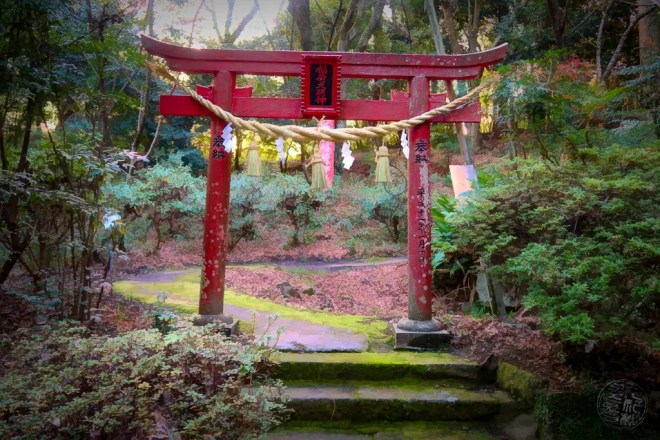 Japan (2019) - 046 Oita Yusuhara Hachiman-gu Schrein