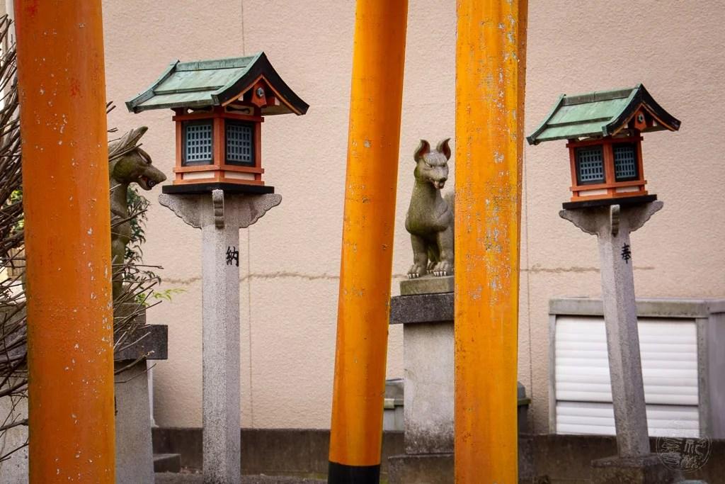 Japan (2020) - 062 Kagogawa 4 kl Schreine - Kitazaike Hatsuheninaka Shrine