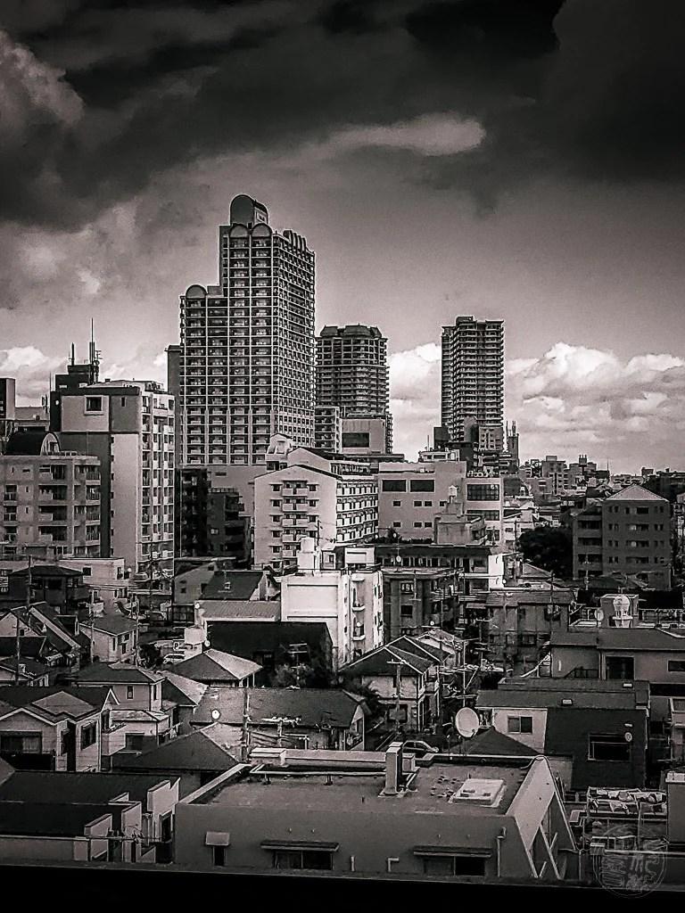 Japan (2020) - Kobe - Extra Schwarz Weiss