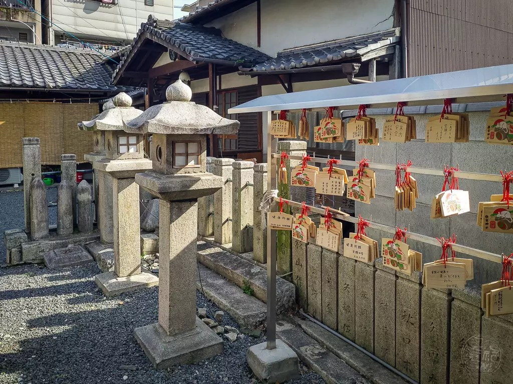 Japan (2020) - 068a Kyoto Sumiyoshi-Jinja Schrein