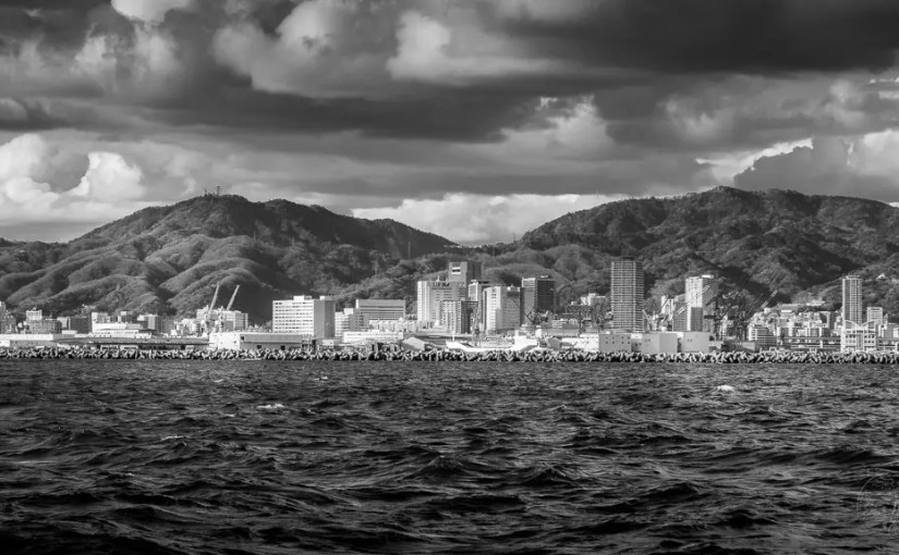 Japan (2020) – Kobe – Hafenrundfahrt
