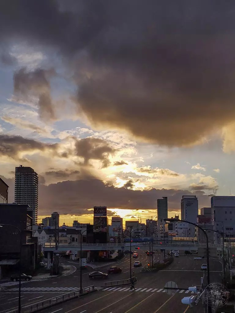Japan (2020) - 075 Kobe Das Unwetter