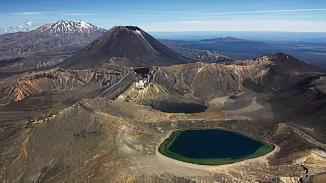 YouTube-New Zealand - Beauty Of Central North Island (Neuseeland) - HD