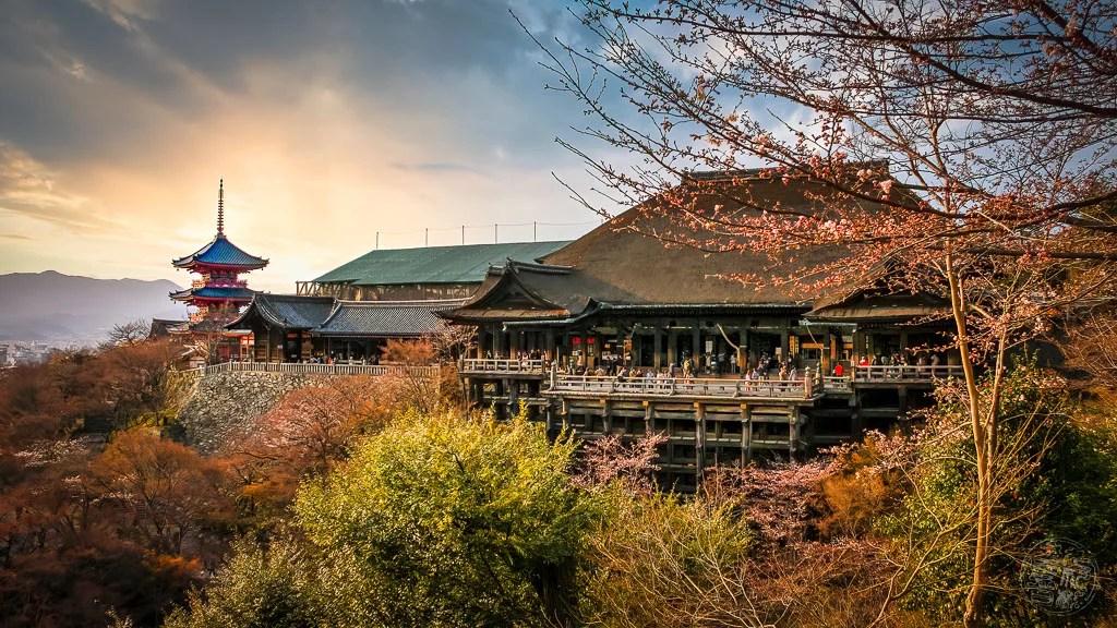 Japan - Kyoto - Kiyomizu-dera Temple