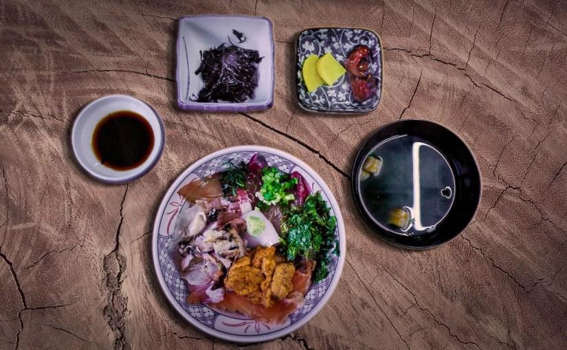 Japan – Essen – Kaisen Don (海鮮丼)