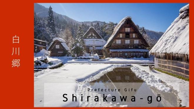 Japan - Gifu - Shirakawa-go