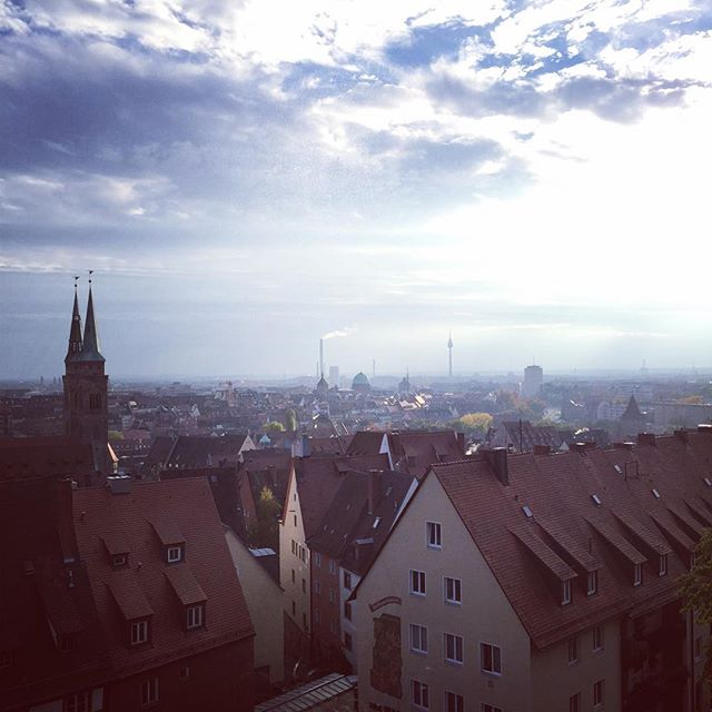 Beautiful city, since 1050 A.D. #nuremberg
