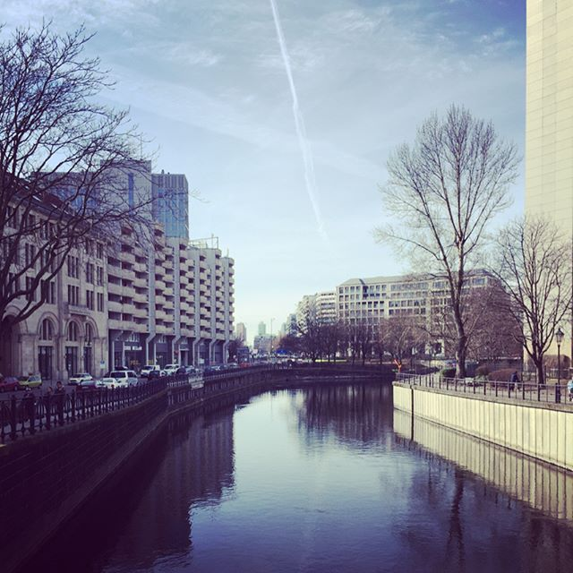 Beautiful day in Berlin #springalmost
