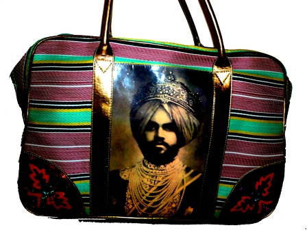 The Raj Travel Bag