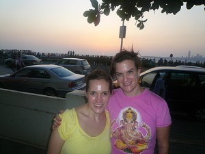 Jen and I took our annual pic on Marine Drive during sunset.  (Click on the picture to see the last one.)
