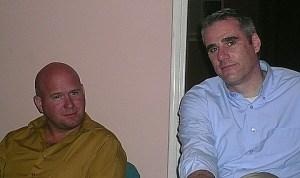 TonyPappa with Dan