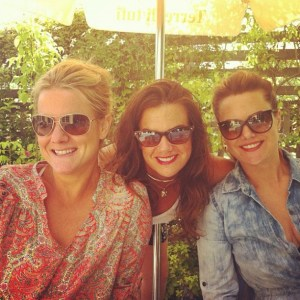 I love my sisters! (This one is when we were all together this last summer;)