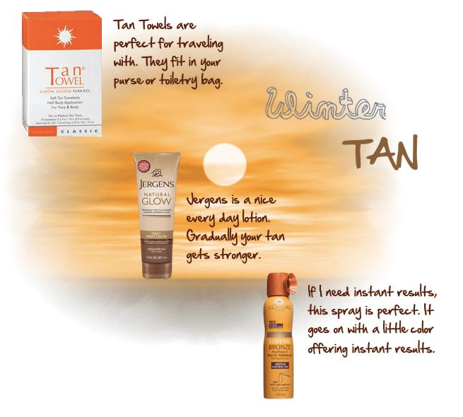 Winter Tan