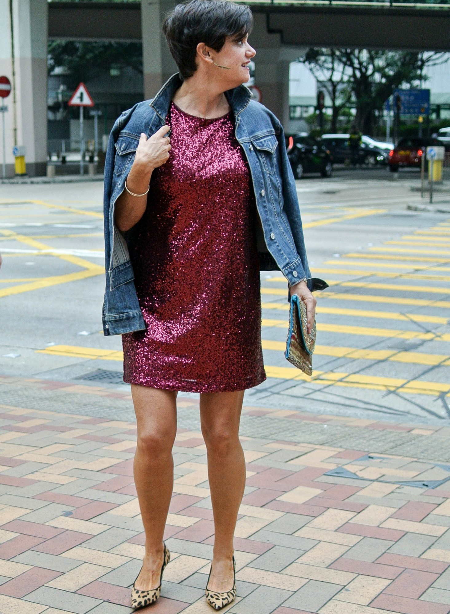 Sequin Shift