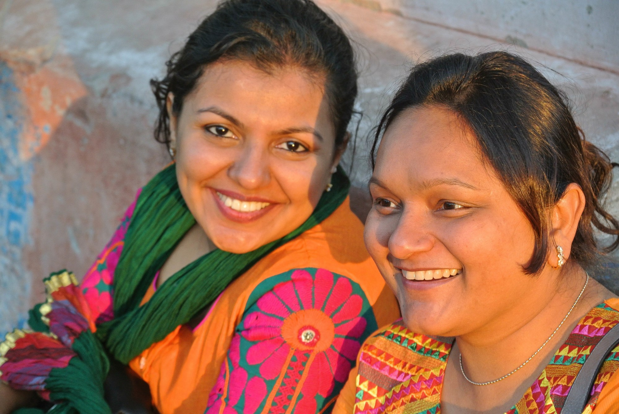 Two Indian Ladies