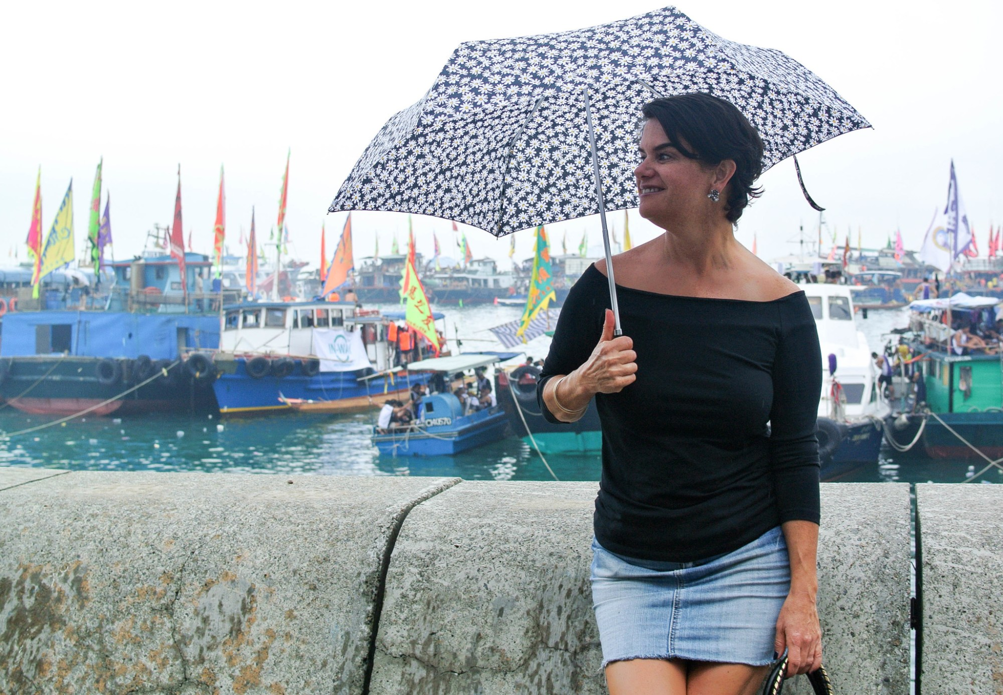 Rainy Weekend Wear 4