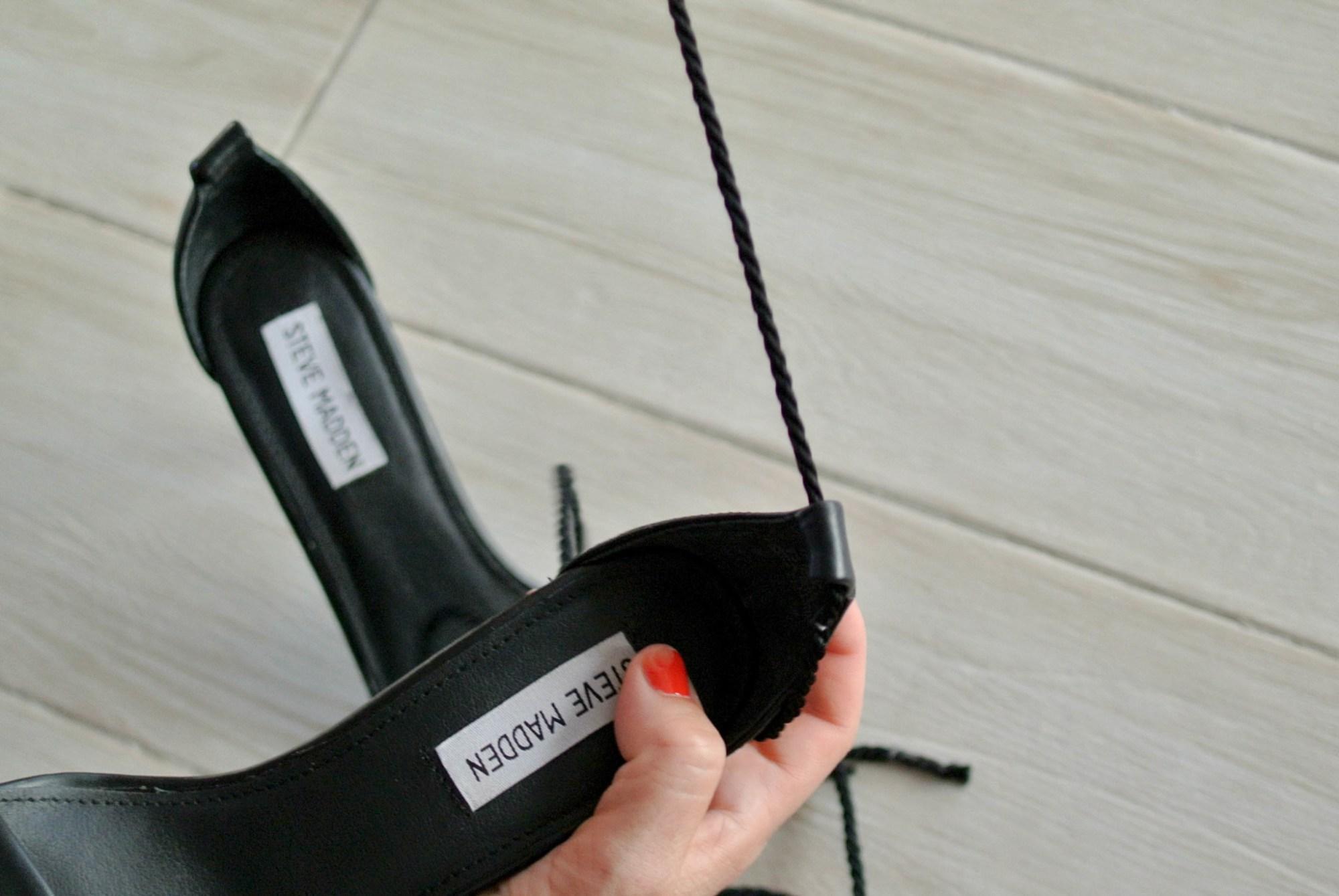 DIY Tassel Heels 3