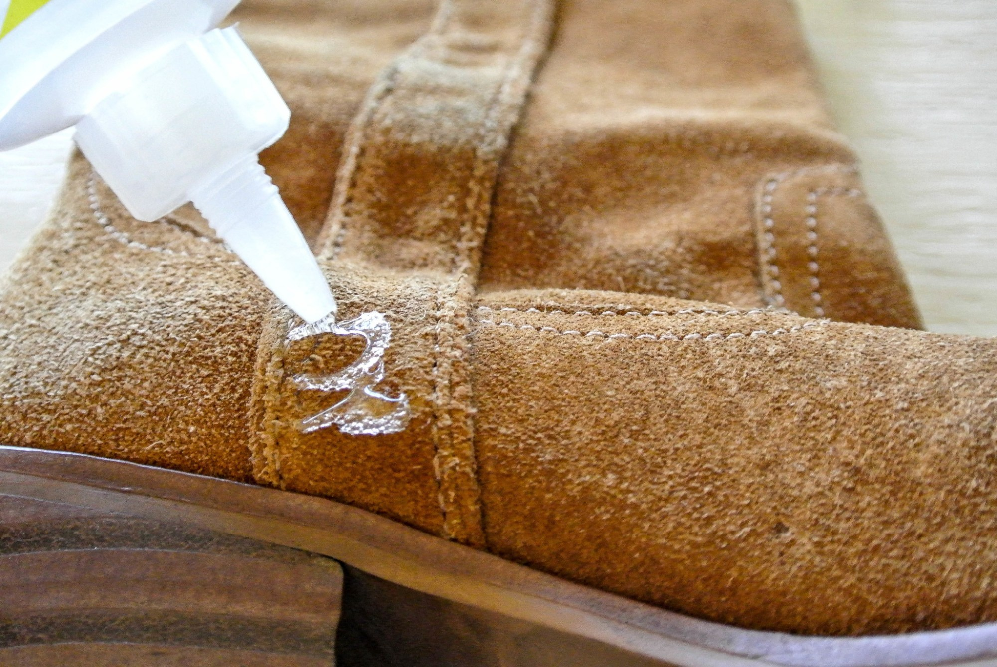 DIY Trimmed Boots 3