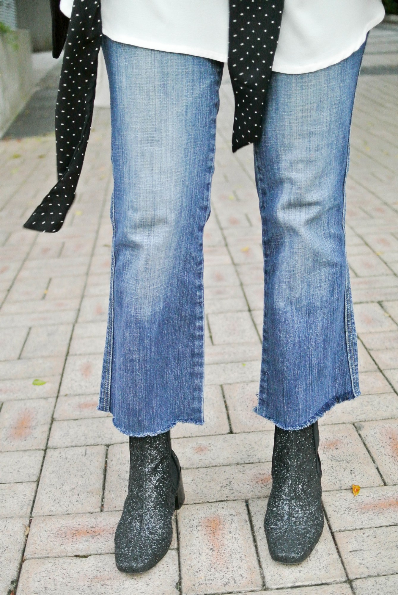Long Skinny Scarf 8