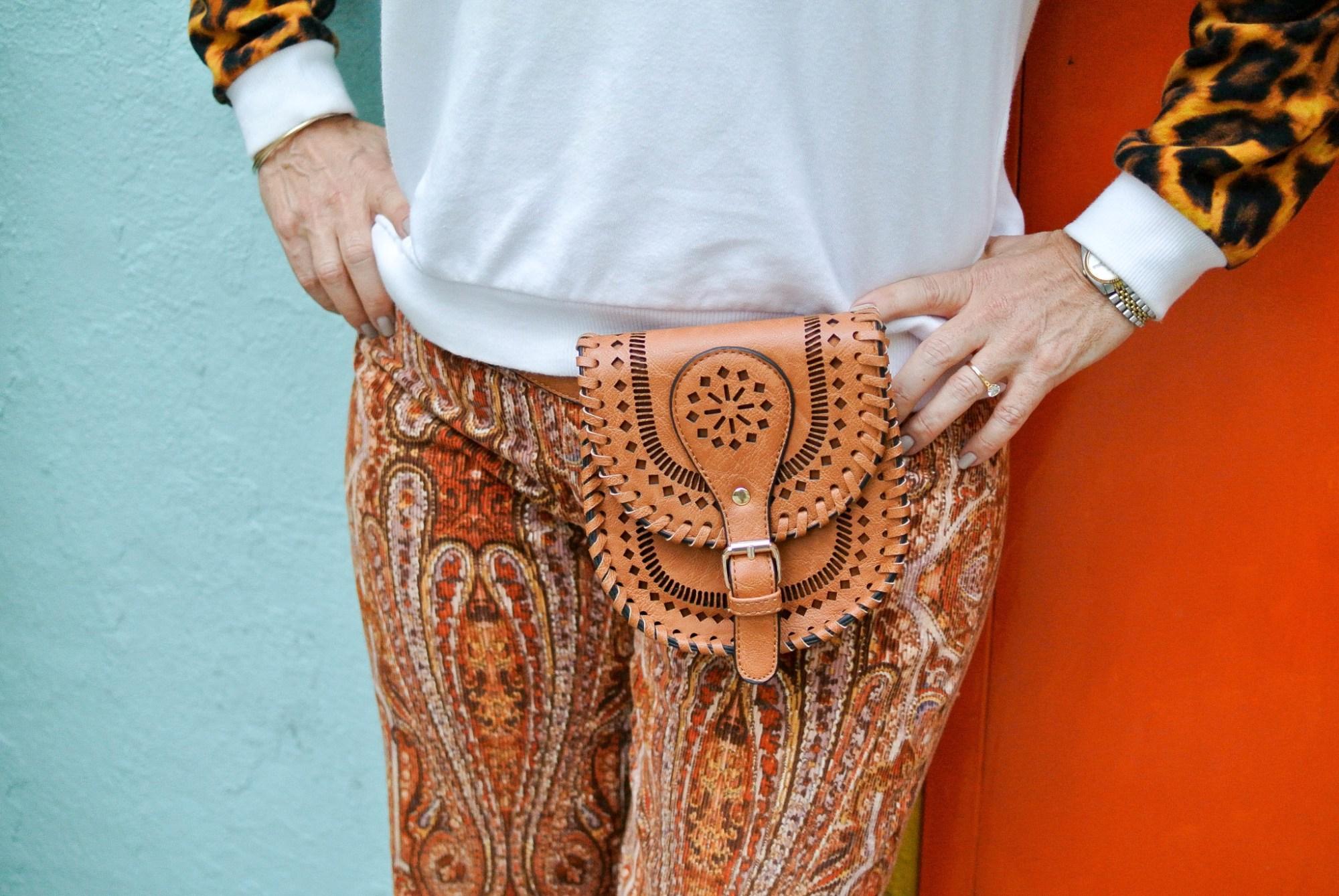 Paisley Pants 5