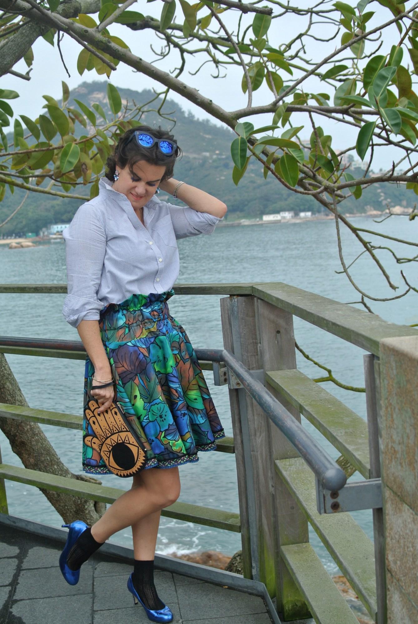 Floral Skirt 4