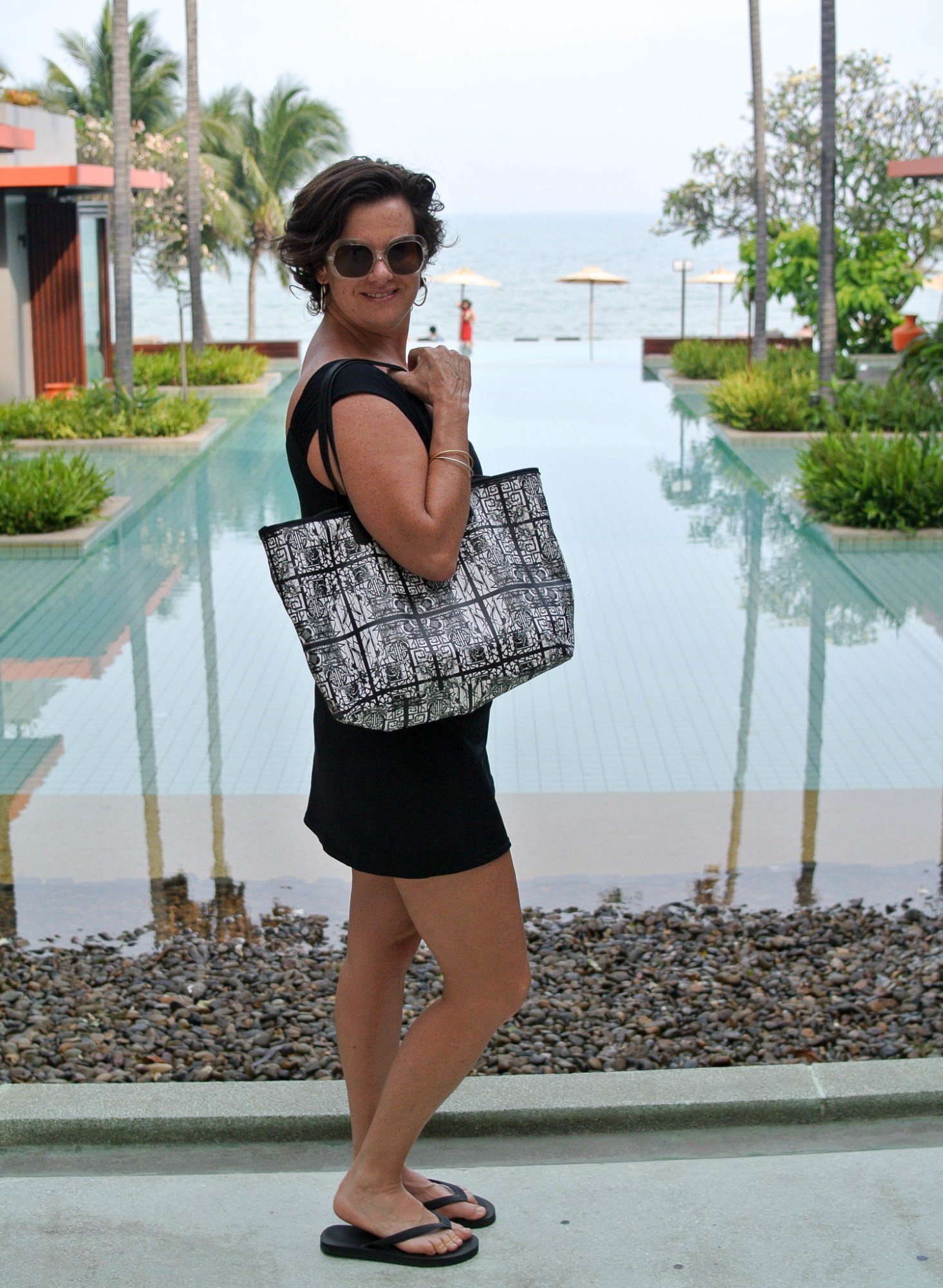 Louella Odié Lattice Tote