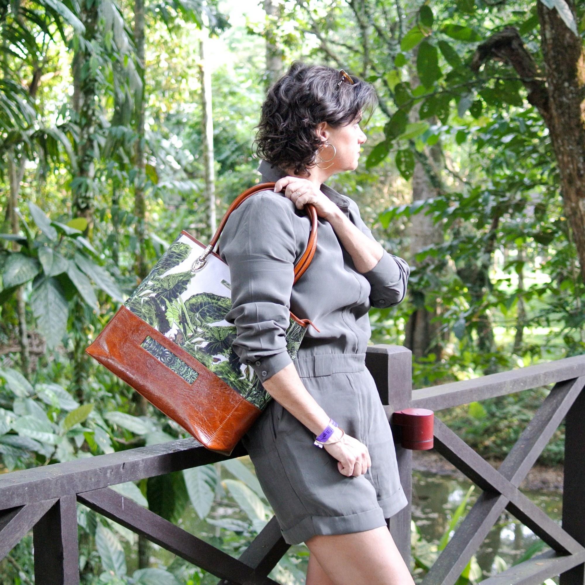 Louella Odié Army Green Romper 2