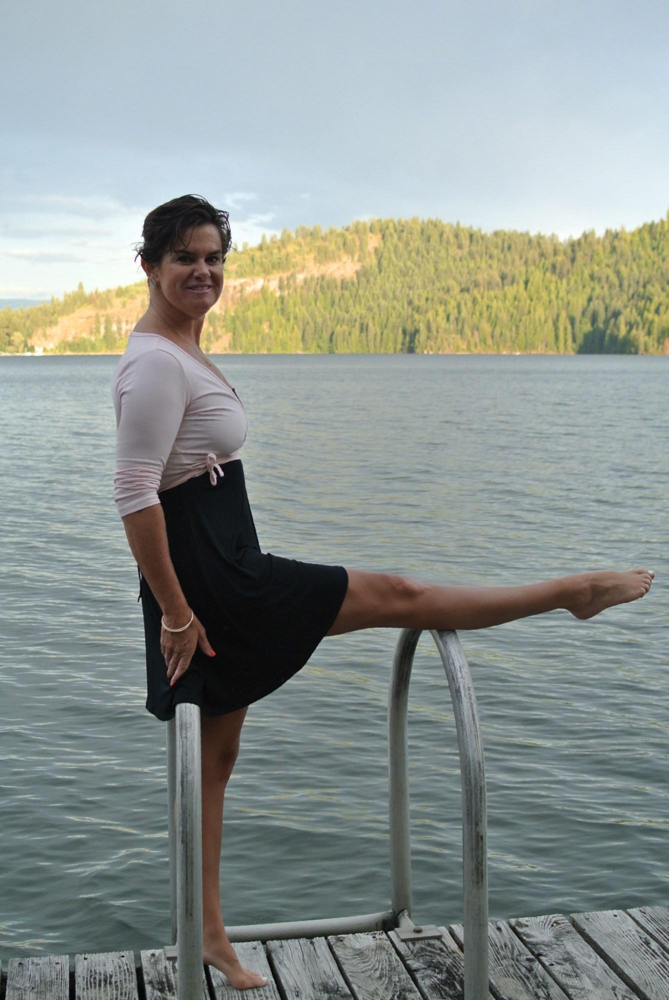 Ballerina Wannabe 2