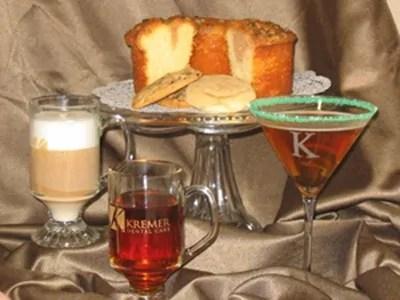 Kremer Dental Care complimentary drinks and snacks