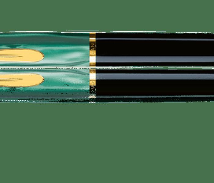 Schreibware KREMO Salzburg Druckbleistift Pelikan - Classic D200 - Grün-Marmoriert classic-d-200-gruen-marmoriert-large