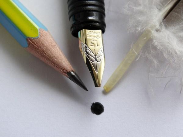 Souverän® - Drehkugelschreiber R 600  Schildpatt-Weiß  - begrenzt lieferbar