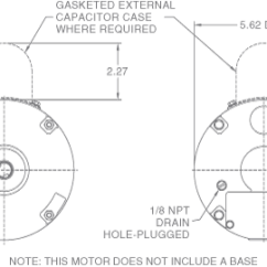 Single Phase Motor Wiring Diagram With Capacitor Australian Phone Connection Krenz Company Transformer Replacement Fan Motors