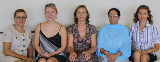The Diplomatic Spouses Association of the Seychelles