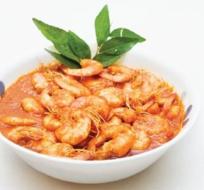 Crevettes Saute St Lucia – French Creole Style Sauteed Prawns