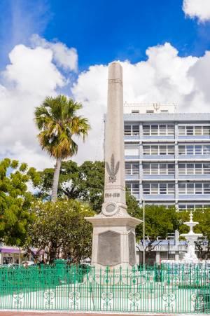 Memorial monument