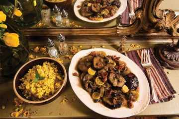 Brèmes Créoles - Creole Eggplant