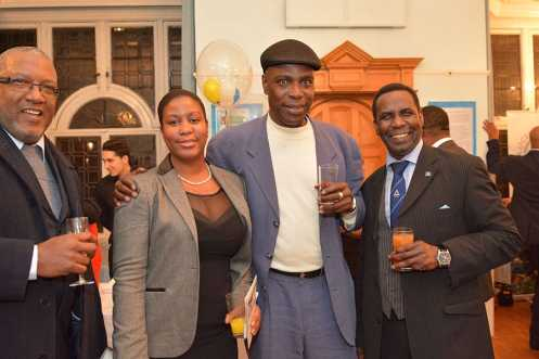 St. Lucia Independence celebrations, London, 2014