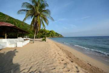 The Arcadins Coast- a look in to Haiti's sandy, beach life