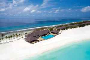 "Relax in the New ""Atmosphere"" of the Maldives"