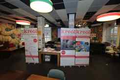 Kreol Magazine launched their photography competition at SOAS Charities & External Organisations Fayre