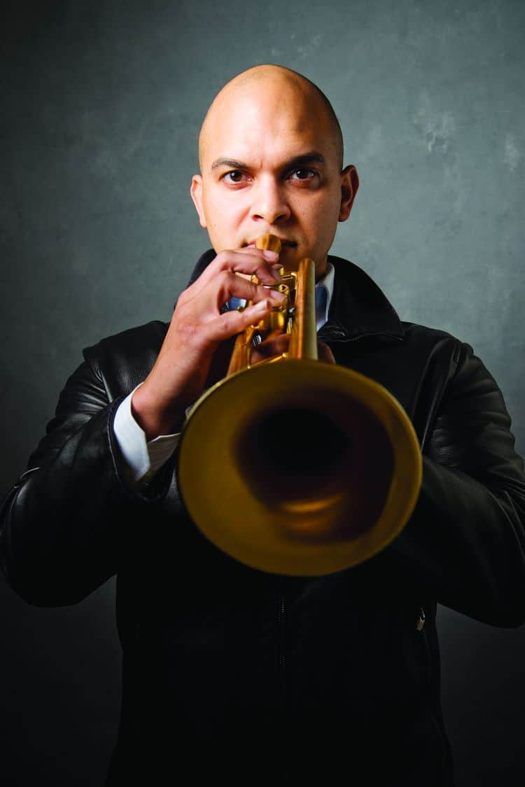 Irvin Mayfield.