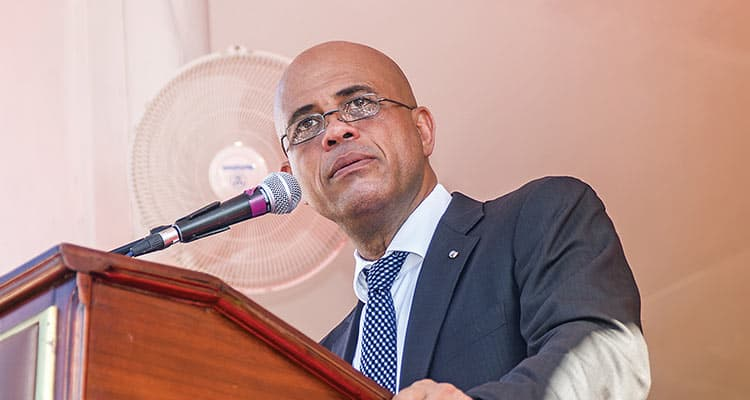 Michel Martelly