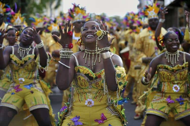 Carnival in Martinique | International Magazine Kreol