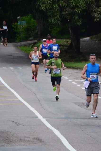 Seychelles Eco Friendly Marathon 2016